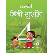 HF NEW LEARNWELL HINDI SURBHI CLASS-4 CBSE