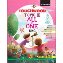 HF NEW TOUCHWOOD TERM BOOK ALL IN ONE C-UKG, T-3 TAMILNADU