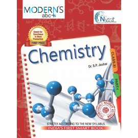 MODERN'S ABC OF PLUS CHEMISTRY FOR 11TH CLASS (PART–I )