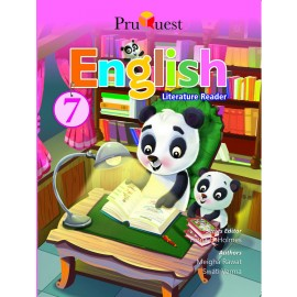 PRUQUEST ENGLISH LITERATURE READER-CLASS-7