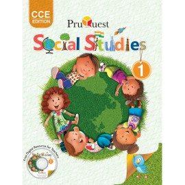 PRUQUEST SOCIAL SCIENCE CLASS 1 CBSE (E)