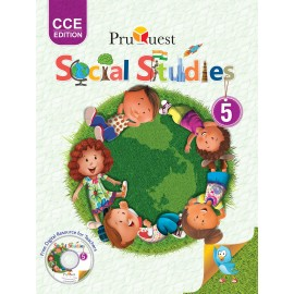 PRUQUEST SOCIAL SCIENCE CLASS 5 CBSE (E)