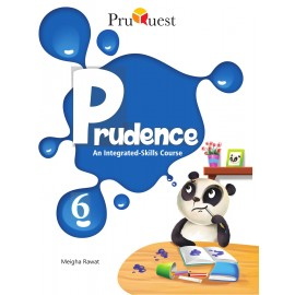 PRUQUEST PRUDENCE AN INTEGRATED-SKILLS COURSEBOOK 6 ENGLISH ICSE