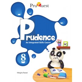PRUQUEST PRUDENCE AN INTEGRATED-SKILLS COURSEBOOK 8 ENGLISH ICSE