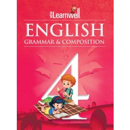 HF NEW LEARNWELL ENGLISH GRAMMAR & COMPOSITION (CBSE) CLASS-4