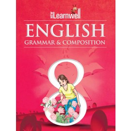 HF NEW LEARNWELL ENGLISH GRAMMAR & COMPOSITION (CBSE) CLASS-8