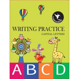 OXB HUMMING BIRD WRITING PRACTICE CAPITAL LETTER'S