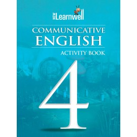 HF NEW LEARNWELL COMMUNICATIVE ENGLISH ACTIVITY BOOK CBSE CLASS-4