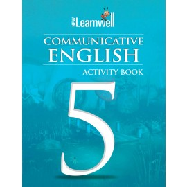 HF NEW LEARNWELL COMMUNICATIVE ENGLISH ACTIVITY BOOK CBSE CLASS-5