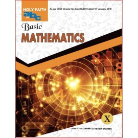 HF ABC OF BASIC MATHEMATICS CLASS-10 CBSE (E)