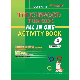 HF TOUCHWOOD  BOOK ALL IN ONE ACTIVITY BOOK C-4 T-3