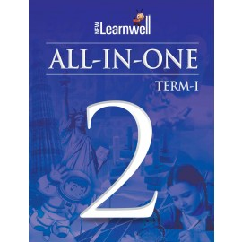 NEW LEARNWELL ALL-IN-ONE-TERM-1 CLASS-2 (CBSE) E