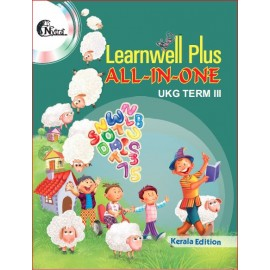 HF LEARNWELL PLUS ALL-IN-ONE, UKG TERM-3 (KERALA EDITION)