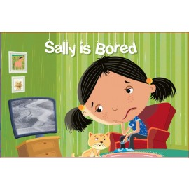 SALLY IS BORED