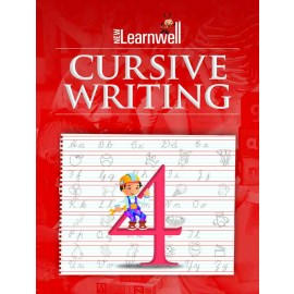 HF NEW LEARNWELL CURSIVE WRITING GRADE 4 (VENU TULSI)