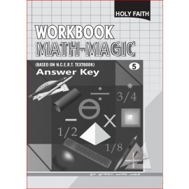 HFI ANSWER KEYS TO NCERT-BASED MATH-MAGIC WORKBOOK-5