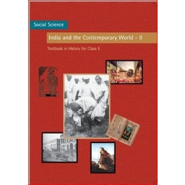 NCERT INDIA & CONTEMPORARY WORLD II - HISTORY CLASS-10