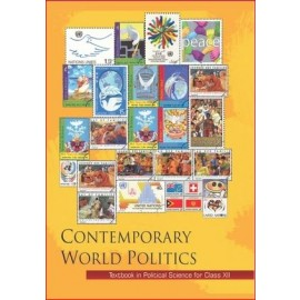 NCERT CONTEMPORARY WORLD POLITICS CLASS-12