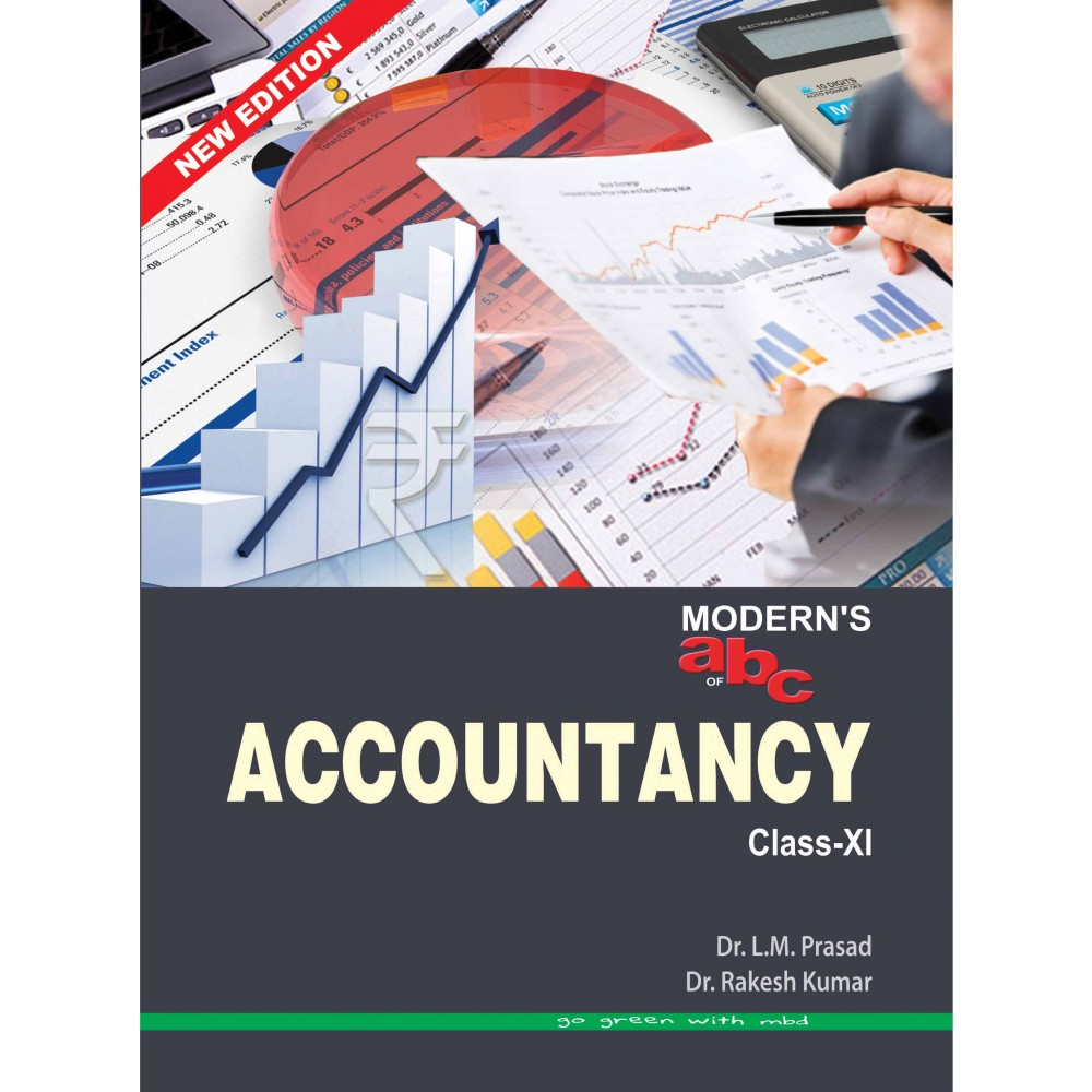 MOD ABC OF ACCOUNTANCY 11 E (School Education)