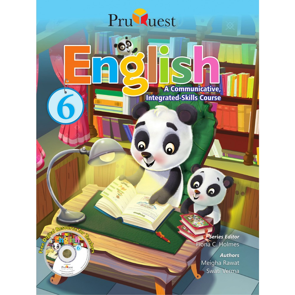 PRUQUEST ENGLISH CLASS 6 CBSE