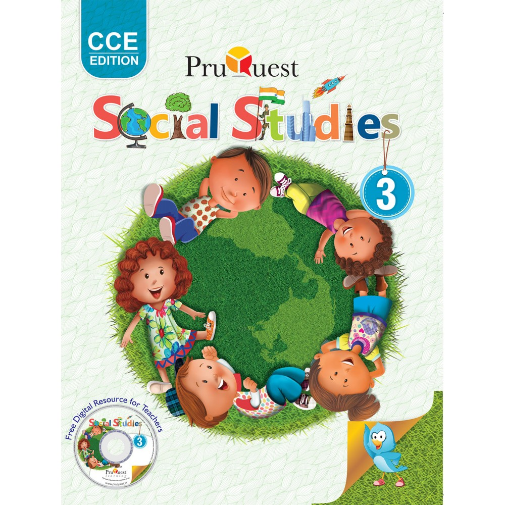 PRUQUEST SOCIAL SCIENCE CLASS 3 CBSE