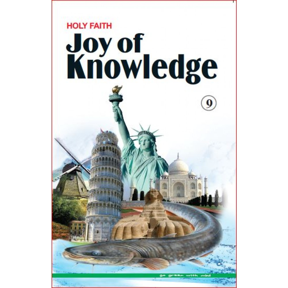 HOLY FAITH JOY OF KNOWLEDGE–9