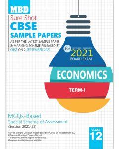 MBD SURE SHOT SAMPLE PAPER ECONOMICS CLASS 12 (E) TERM-1 (NOV-DEC 2021)