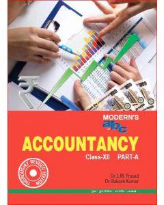 MOD ABC OF ACCOUNTANCY -XII PART-A (E) CBSE