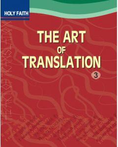 HOLY FAITH THE ART OF TRANSLATION-3