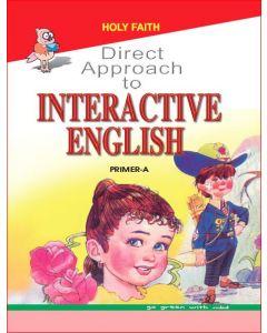 HOLY FAITH INTERACTIVE ENGLISH PRIMER-A