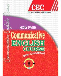 HOLY FAITH COMMUNICATIVE ENGLISH COURSE-VIII