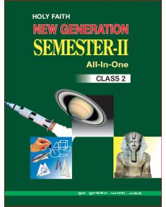 HOLY FAITH NEW GENERATION ALL IN ONE CLASS-2, S-2)