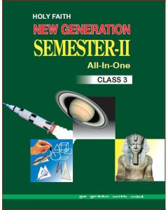 HOLY FAITH NEW GENERATION ALL IN ONE CLASS-3, S-2)