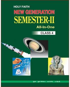 HOLY FAITH NEW GENERATION ALL IN ONE CLASS-4, S-2