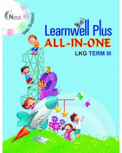 HOLY FAITH LEARNWELL Plus ALL-IN-ONE CLASS–LKG TERM–3