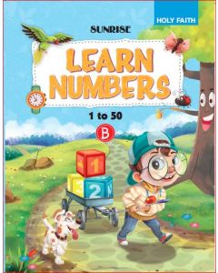 HF SUNRISE LEARN NUMBER (1 TO 50)