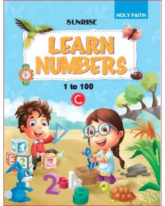 HF SUNRISE LEARN NUMBER (1 TO 100)
