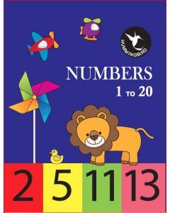 OXB HUMMING BIRD NUMBERS 1-20