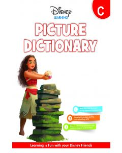 HF DISNEY PICTURE DICTIONARY-C
