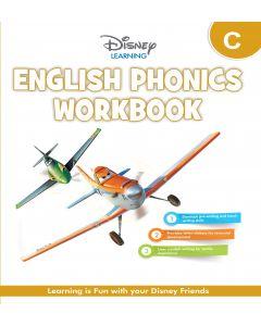 HF DISNEY ENGLISH PHONICS WORKBOOK-UKG