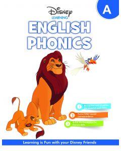 HF DISNEY ENGLISH PHONICS-NUR