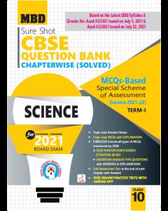 MBD SURE SHOT QUESTION BANK SCIENCE CLASS 10 (E) TERM-1 (NOV-DEC 2021)