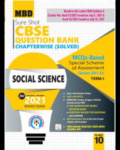 MBD SURE SHOT QUESTION BANK SOCIAL SCIENCE CLASS 10 (E) TERM-1 (NOV-DEC 2021)
