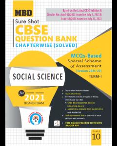 MBD SURE SHOT QUESTION BANK SAMAJIK VIGYANN G-10 (H) TERM-1 (NOV-DEC 2021)
