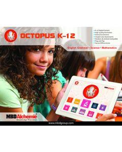 Class 12 Octopus SD Card Solution